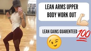 Hello everyone! This full upper body work out will have your arms crying - but don't worry - you can thank me later ;) If you like this video please give it ...