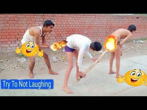 MUST WATCH NEW FUNNY 😂😂 COMEDY VIDEO 2019 FULL COMEDY VIDEO👌👌
