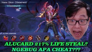 Video ALUCARD VAMPIRE BUILD !! 217% LIFE STEAL? GILA BANGET MP3, 3GP, MP4, WEBM, AVI, FLV September 2018