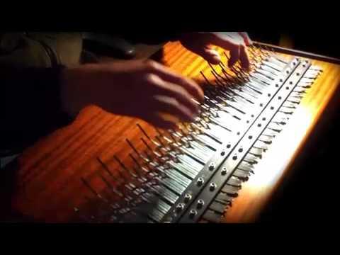 5 октавная мбира (калимба) - уже далеко не народный инструмент