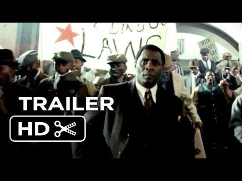 Mandela: Long Walk To Freedom Official Trailer #2 (2013) - Idris Elba Movie HD