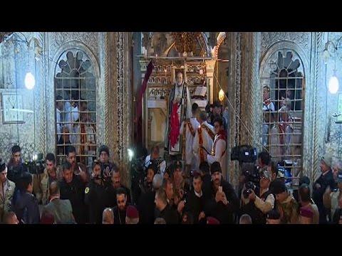 Ιράκ: Χριστούγεννα στη Μοσούλη