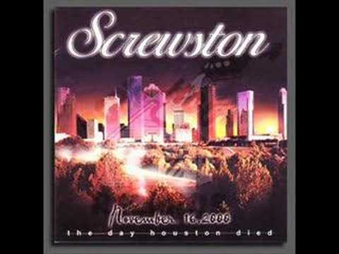 screwston - Artist- Screwston Album- The Day Houston Died Song-As A Youngster.