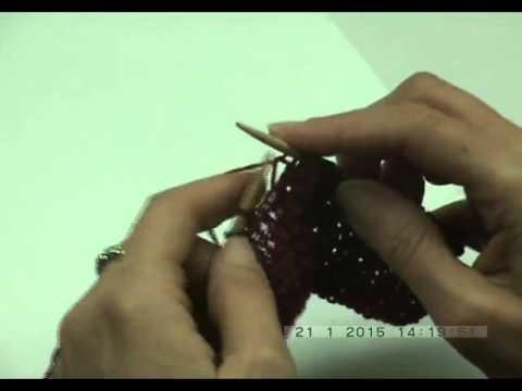maglia ai ferri - il punto mussolini