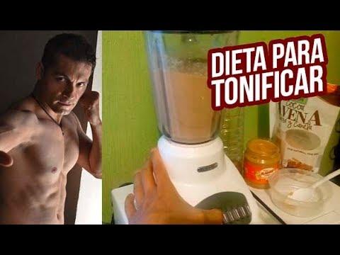 Dietas para adelgazar - DIETA PARA BAJAR DE PESO Y TONIFICAR X YANN LARA