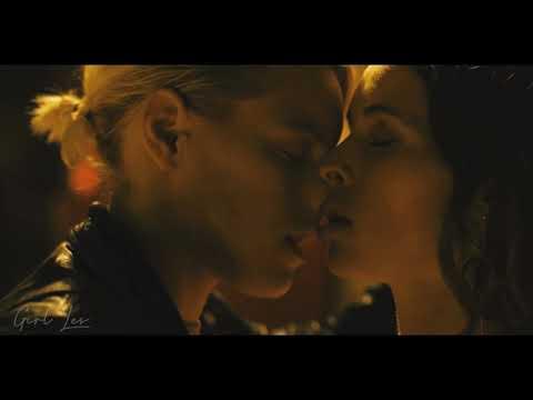 Below Her Mouth || Jasmine&Dallas | lesbian scene