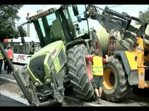 Traktor Unfälle Nr.3