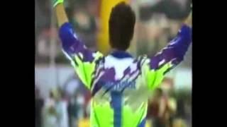 OSMAR SANTOS Palmeiras 1 x 0 Vitória 1993 Edilson Final Brasileirão