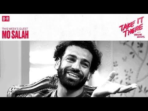 Mo Salah Exclusive Interview in New York, 2019: Taylor Rooks Meets the Egyptian King