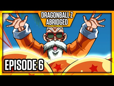 DragonBall Z Abridged: Episode 6 - TeamFourStar (TFS)