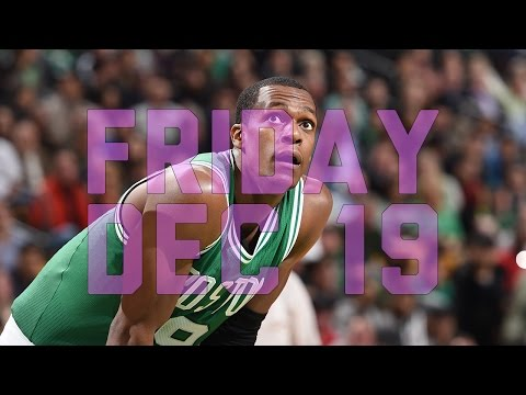 Video: NBA Daily Show: Dec. 19th – The Starters