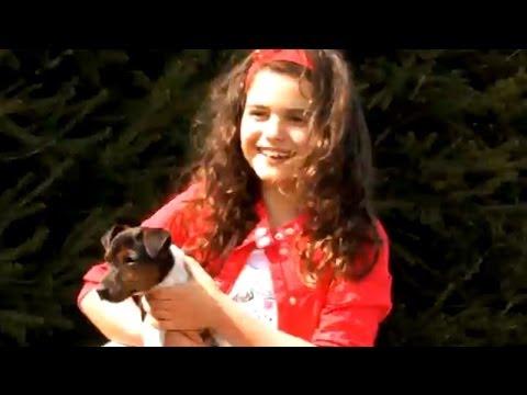 Viel Spa߸ mit dem Video von Sissi und dem kleinen Jack-Russel-Welpen Paula. Eine wunderbare Tierfreundschaft wird gezeigt, ein klasse Kinderlied.