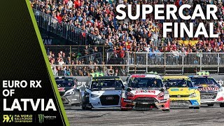 #NesteLatviaRX | #EuroRX Supercar Fināls