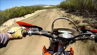 9. 2015 KTM 250 xcf-w  * First Ride & Review