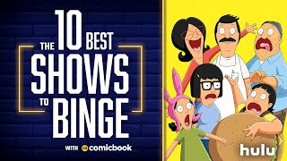 10 BEST Shows to Binge on HULU by Comicbook.com