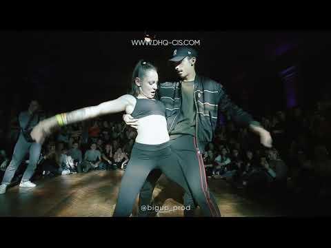 DANCEHALL QUEEN & KING CIS 2018| DHK ROUND 4 - JULIAN HOCK