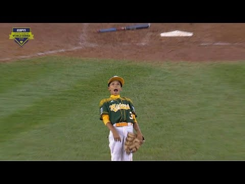 LONGEST Little League World Series Home Runs ᴴᴰ