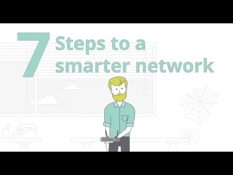 7 Steps To Smarter Network