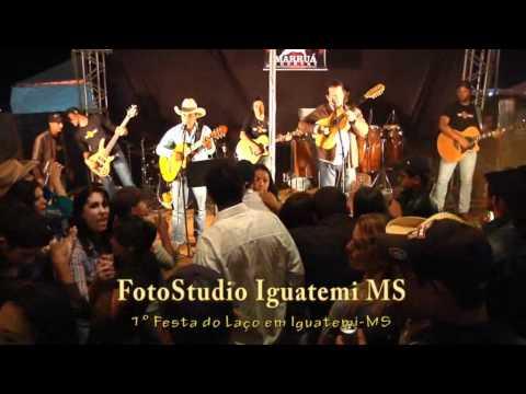 Goiano e Girsel da Viola-1º Festa do Laço em Iguatemi-MS