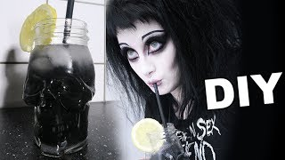 CLICK HERE TO SEE ALL YOU WANT TO KNOW :)☥ Become a Belfry Bat ❥ http://bit.ly/1v9fZZN ☥ Facebook: http://www.facebook.com/itisblackfriday☥ Instagram: http://instagram.com/itsblackfriday☥ Snapchat: Grand-Grimoire☥ Sponsor my videos: http://www.patreon.com/blackfriday☥ Tumblr: http://itsblackfriday.tumblr.com☥ Vampire Freaks: http://www.vampirefreaks.com/BlackFriday☥ Twitter: http://twitter.com/ItsBlack_Friday☥ My Website: http://www.itsblackfriday.com☥ Amazon Wishlist: http://amzn.to/231HFAm☥ In case you were curious... ~ Skull glasses: http://amzn.to/2rVWYUu ~ Skull spoon: http://amzn.to/2rWkQqV ~ Charcoal: http://amzn.to/2sZ8P3Z ~ Xucker: http://amzn.to/2rWkrot ~ My cool T-shirt: https://www.gothicat.net/☥ Original Instructables recipe:http://www.instructables.com/id/Black-Lemonade/☥ Music:The Merry Thoughts - Dreamland☥ Equipment I Use:~ Main camera: http://amzn.to/2beVtDw~ Underwater camera: http://amzn.to/2biIenw~ V/O Microphone: http://amzn.to/2hSdNdA~ Tripod: http://amzn.to/2beVXtc~ Flexible tripod: http://amzn.to/2beVjfp☥ Notey Notes:This video was not sponsored, all opinions expressed herein are genuine and my own :) some links may be affiliate links.