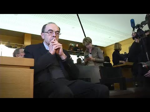 Frankreich: Philippe Barbarin, Erzbischof von Lyon, wid ...