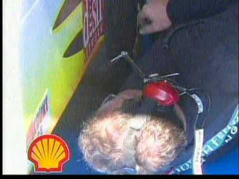 Larry McReynolds Shell Garage Kansas 2008