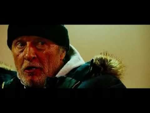 Hobo with a shotgun - Scene from the movie Hobo with a Shotgun.