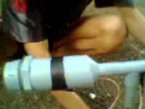 Clip Hot: súng tự chế của trẻ em