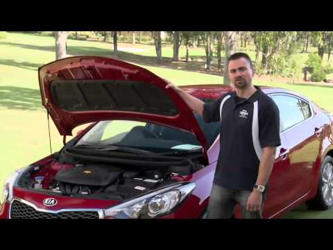 Kia Cerato 2013 Car Review NRMA Drivers Seat