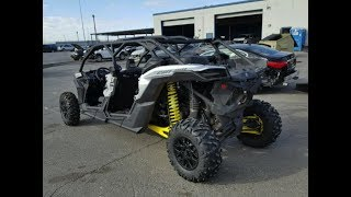 9. Copart CAN-AM MAVERICK X3 MAX X DS TURBO R 2017