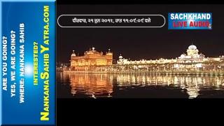 Video 🔵 Live Kirtan From Sri Darbar Sahib (Golden Temple), Amritsar MP3, 3GP, MP4, WEBM, AVI, FLV Juni 2018