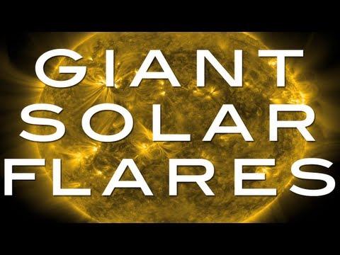 GIANT Sonneneruptionen und MEHR! - ______ # 1