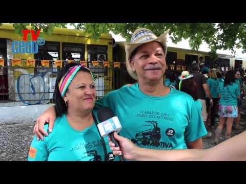 TV MAISCEDO - LOCOMOTIVA FORROZEIRA 2015
