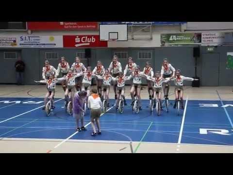 Deutsche Meisterschaft Einrad Freestyle 2014