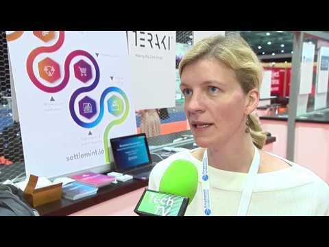 Els Meyvaert of SettleMint Blockchain Academy talks tech at TechXLR8 2017