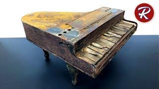 Video Barn Find Toy Piano Restoration MP3, 3GP, MP4, WEBM, AVI, FLV Juni 2019