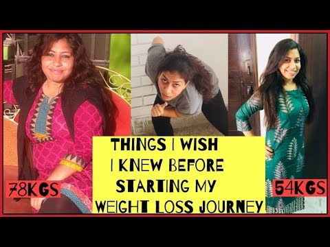 Weight loss tea - Things I wish I knew before starting my weight loss journey  How I Lost 25kgs  Azra Khan Fitness