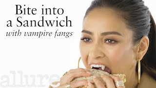 Video Shay Mitchell Tries 9 Things She's Never Done Before | Allure MP3, 3GP, MP4, WEBM, AVI, FLV Mei 2019