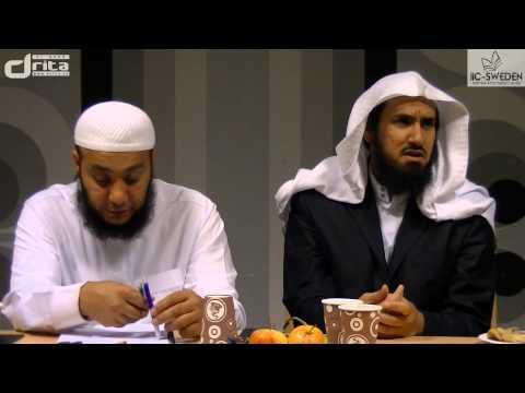 Relationer mellan muslimer och ickemuslimer enligt profetens tradition 3 - sh. Abdurrahman al Akl