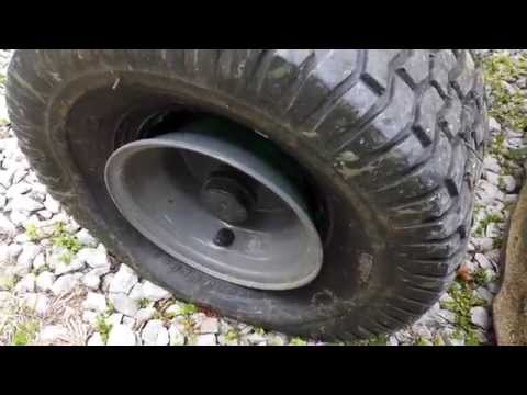 Video fixing a lawn mower tire that popped off the wheel download in MP3, 3GP, MP4, WEBM, AVI, FLV January 2017