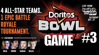 Team Shroud/Ninja/Lupo/Courage HEAT #3 ▪  ▎$250,000 BO4 Doritos Bowl Tournament ▎