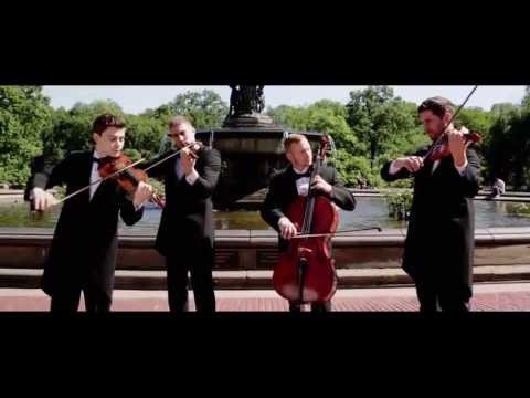 Strung - WELL-STRUNG, The Singing String Quartet, plays a mash-up of Mozart's A Little Night Music (1st Movement) with Kelly Clarkson's Since You've Been Gone Buy WEL...