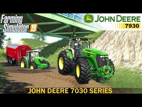John Deere 7030 Series v1.0