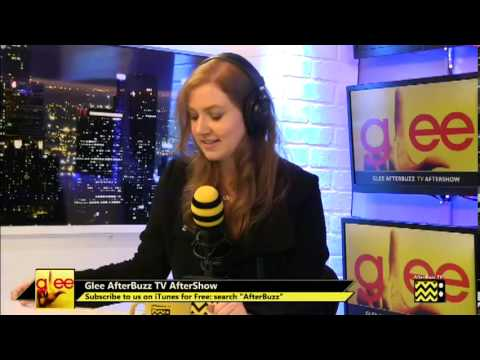 "Glee After Show Season 5 Episode 7 ""Puppet Master"" 