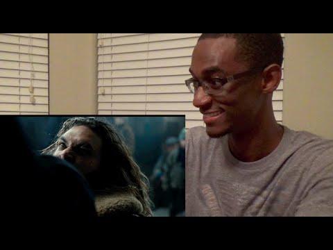 Justice League Official Comic-Con Trailer (2017) - Ben Affleck Movie REACTION!!!!!!!