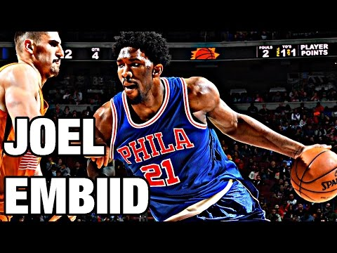 Best of Joel Embiid from October & November