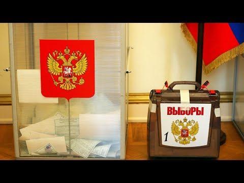 Россия. Выборы2018 | Часть 2 | 18.03.18 - DomaVideo.Ru