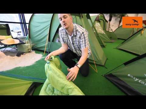 Відеоогляд спальника Easy Camp Comic