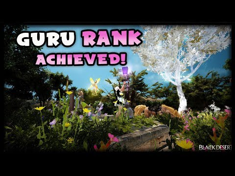 GURU COOKING ACHIEVED! Road From Master To Guru | Black Desert Online