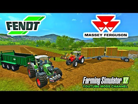Fendt 700 Vario SCR Full Pack v1.0